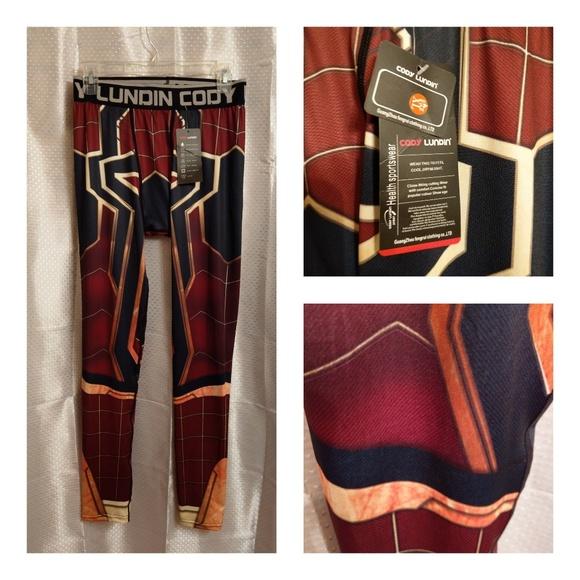 Cody Lyndon Health Sports Wear XL NWT